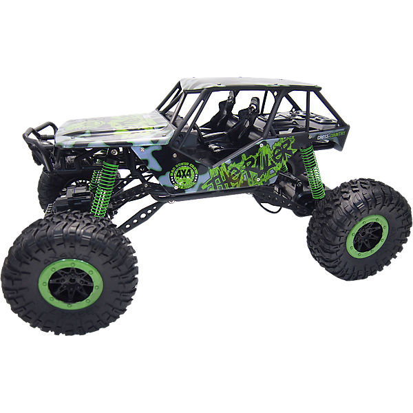 RC Rock Crawler Crazy Crawler 4WD RTR