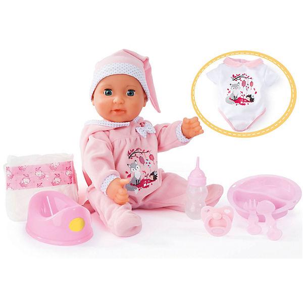 MyToys Trink- & Näss-Baby Ella inkl. Zubehör, myToys
