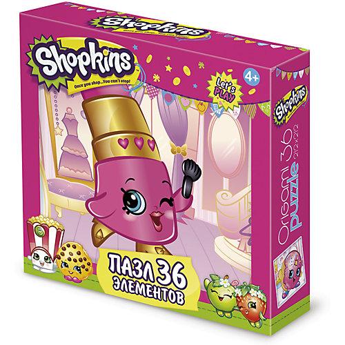 "Пазл ""Lippy Lips"", Shopkins, Origami от Origami"