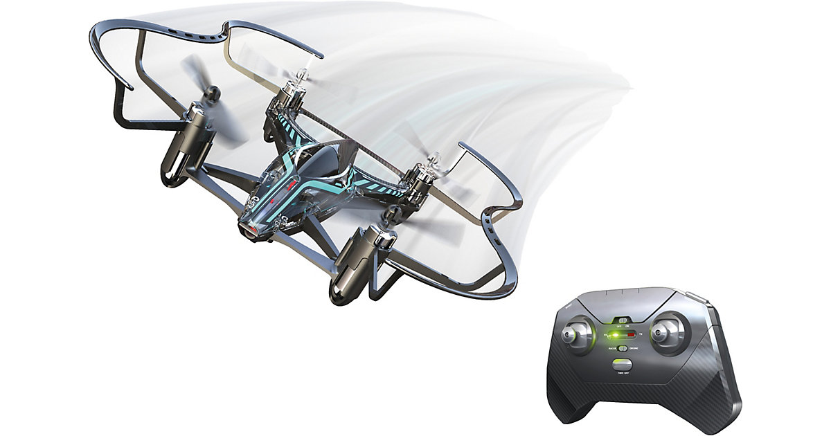 RC Renndrohne Quadrocopter Hyperdrone Single Pack