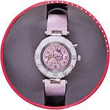 Часы наручные аналоговые с подсветкой, Hello Kitty