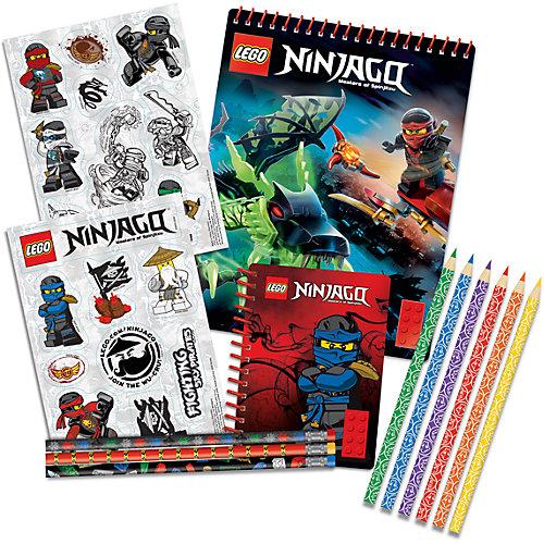 Набор канцелярских принадлежностей, 13 шт. в комплекте, LEGO от LEGO