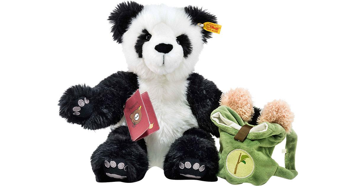 Steiff · Weltenbummlerin Lin Panda, 34 cm