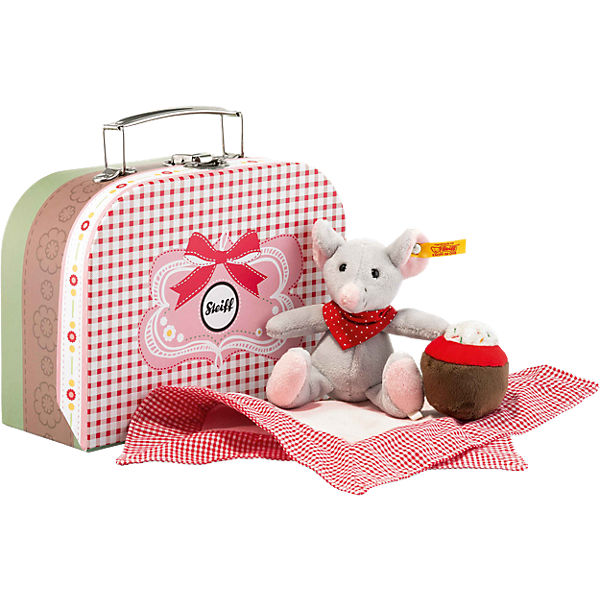 MR. Little im Koffer, Steiff