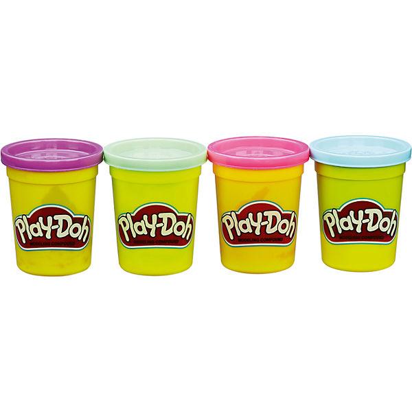 Набор из 4 баночек , B5517/B6510, Play-Doh, Hasbro