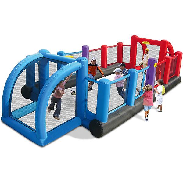 Надувное сооружение для футбола, Happy Hop