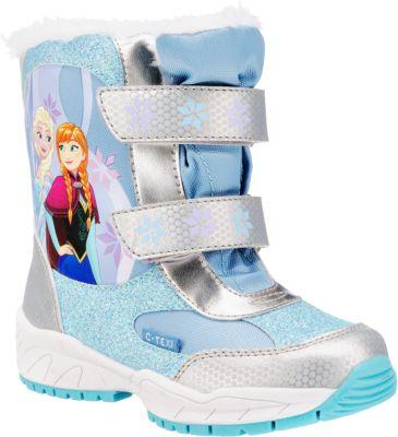 Disney Die Eiskönigin Winterstiefel für Mädchen, TEX, gefüttert, Disney Die Eiskönigin