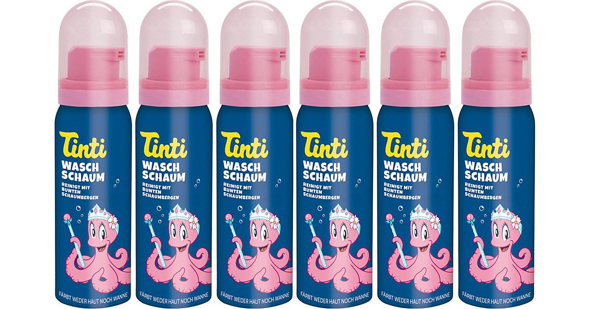 Tinti - Waschschaum rosa