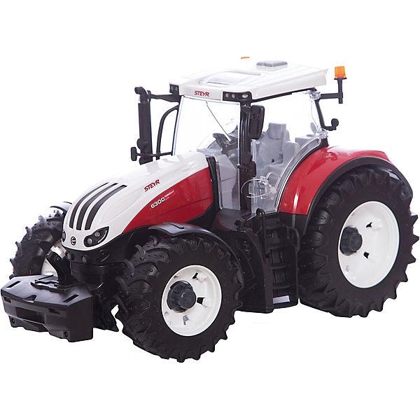 Трактор Steyr 6300 Terrus CVT, Bruder