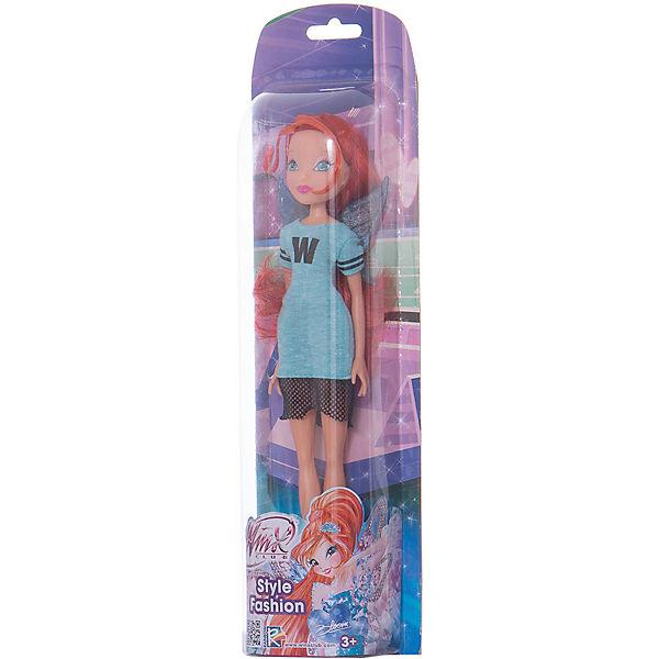 "Кукла Блум ""Мода и магия-3"", Winx Club"