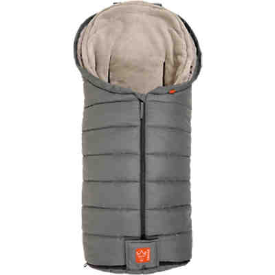 Thermo Fußsack PAUL, 3 in 1, anthrazit