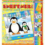 """Набор для изготовления картины """"Пингвины"""""""