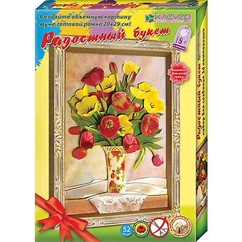 """Набор для изготовления картины """"Тюльпаны"""" от Клевер"""