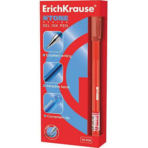 Ручка гелевая G-TONE, 12 шт., Erich Krause от Erich Krause