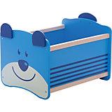 Ящик для хранения Медведь, I'm Toy, синий