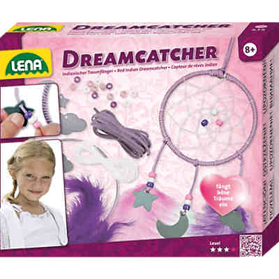 Dreamcatcher Kreativset L Traumfänger