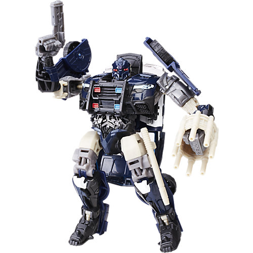Hasbro Transformers Movie 5 Premier Deluxe - Barricade Sale Angebote Bargstedt