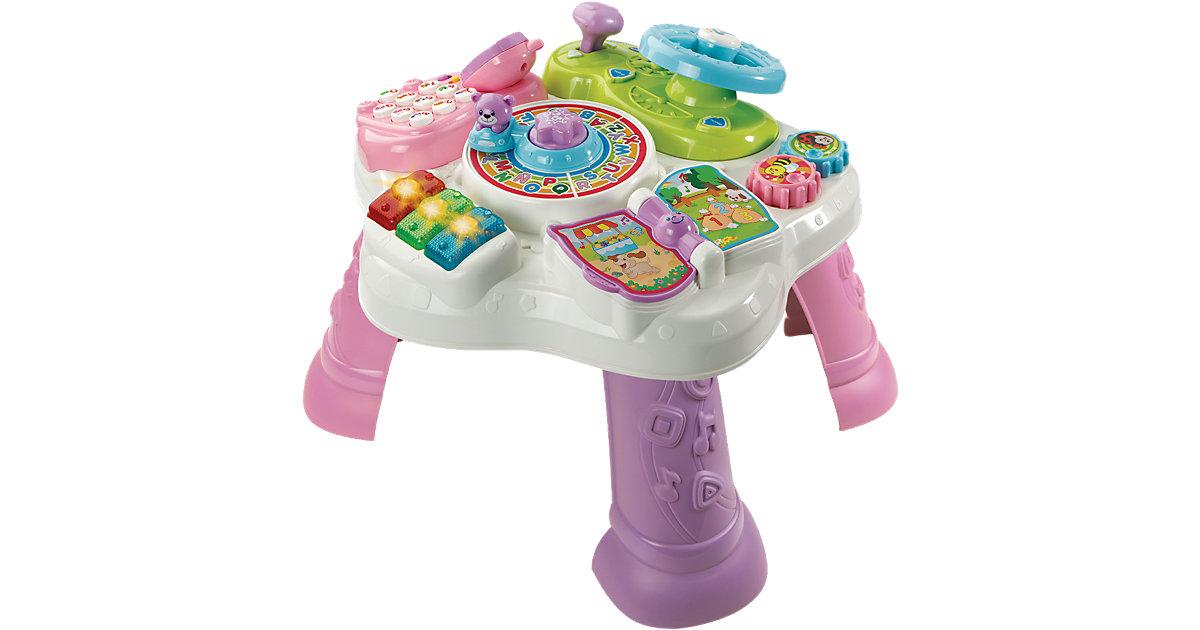 Abenteuer Spieltisch rosa/lila | Kinderzimmer > Kindertische > Spieltische | Vtech