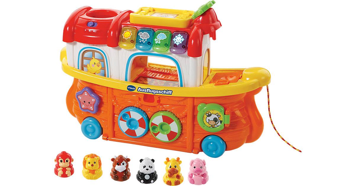 Tip Tap Baby Tiere - Ausflugsschiff
