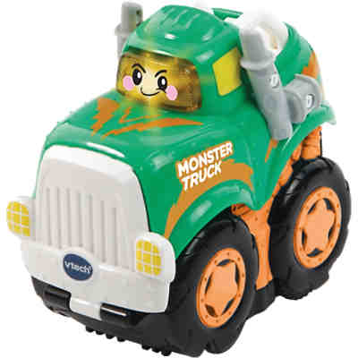 Tut Tut Baby Flitzer - Press & Go Monster Truck