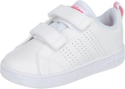 Baby Sneakers VS ADV CL CMF INF für Mädchen, adidas Sport Inspired