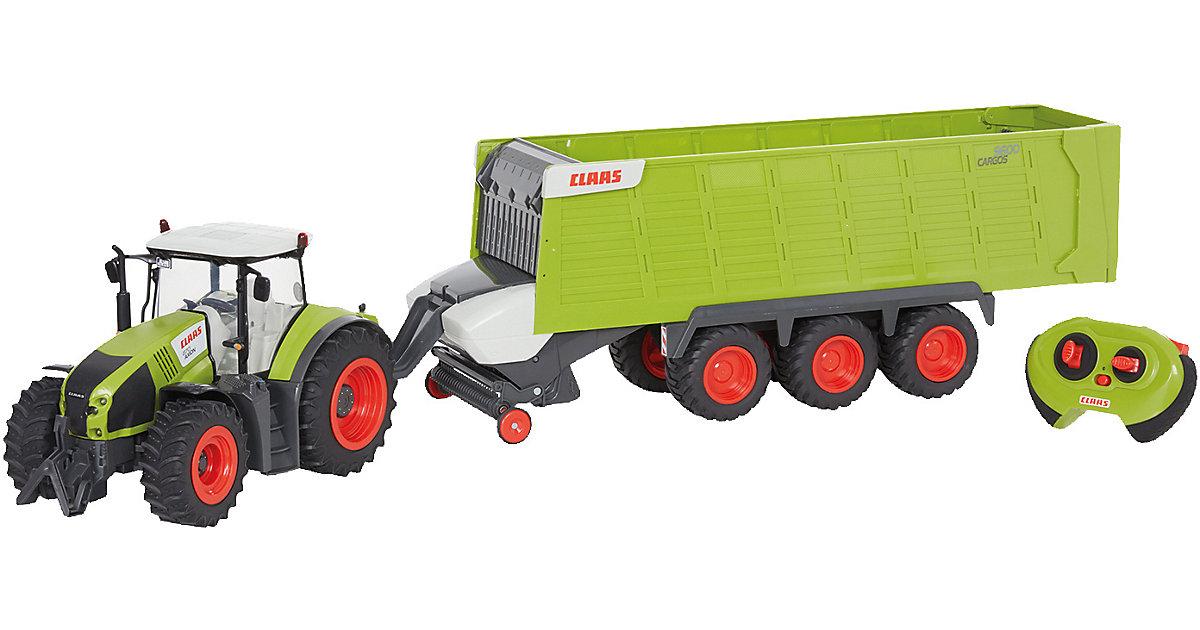 RC Traktor Axion 870 & Cargos 9600 Maßstab 1:16