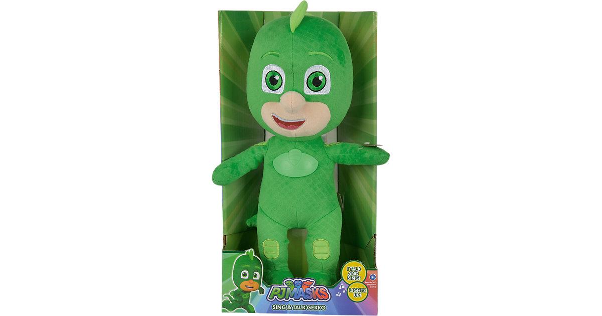 PJ Masks Funktionsplüsch Gecko