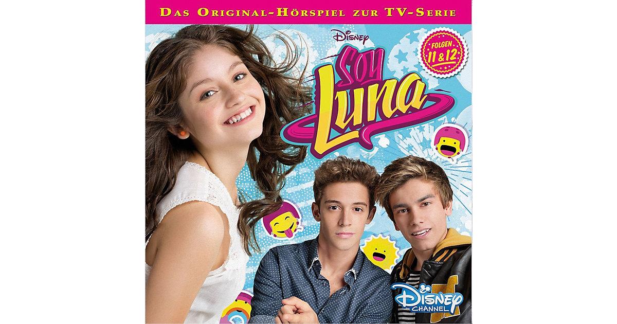 CD Soy Luna - Folge 11 + 12