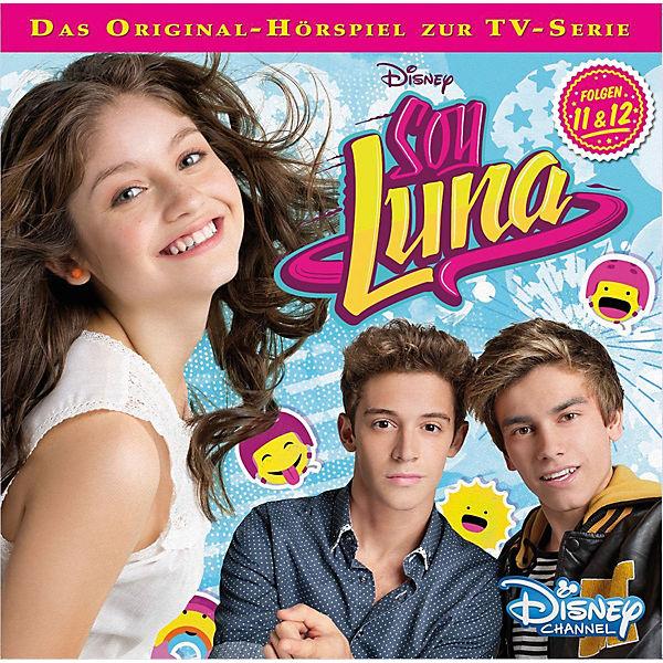 Cd Soy Luna Folge 11 12 Disney Soy Luna Mytoys