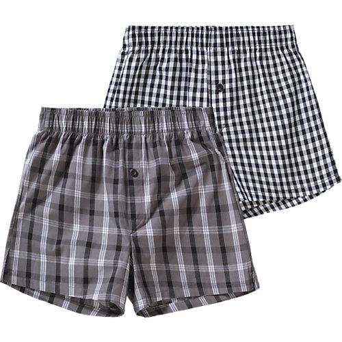 SCHIESSER Doppelpack Boxershorts Gr. 140 Jungen Kinder | 04007064719615