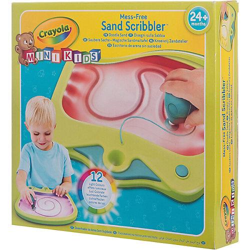 """Набор для творчества Crayola """"Рисование на песке для чистюль"""" от Crayola"""