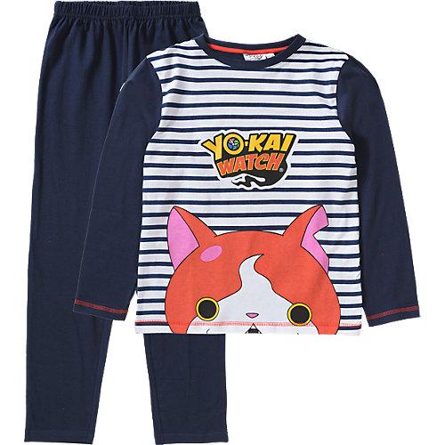 Yo-kai Watch Schlafanzug Gr. 104 Jungen Kleinkinder | 05400532386699