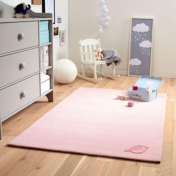 Kinderzimmer Teppich kinderzimmerteppich vogelprinzessin bellybutton mytoys