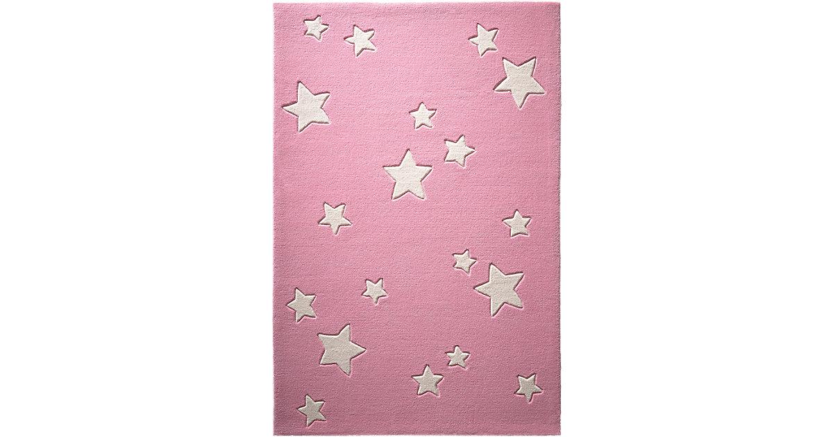 Kinderzimmerteppich Sternenzelt Gr. 110 x 170