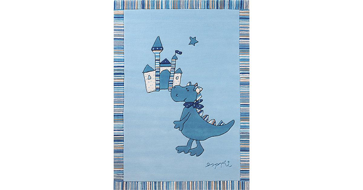 ESPRIT · Kinderzimmerteppich Dragon & Castle Gr. 170 x 240