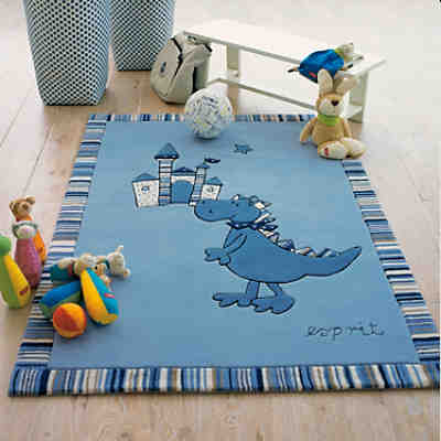 Kinderteppich lucky zoo esprit mytoys for Decoration chambre zoo