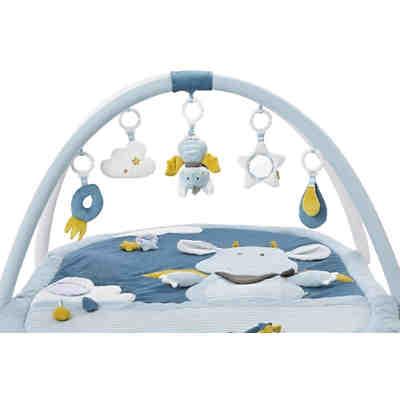 loulou lea hippolyte krabbeldecke mit bogen nattou mytoys. Black Bedroom Furniture Sets. Home Design Ideas