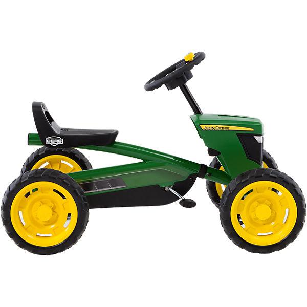 BERG  Go Kart Buzzy John Deere, BERG