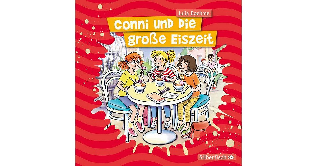 CD Conni und die große Eiszeit (Band 21) Hörbuch