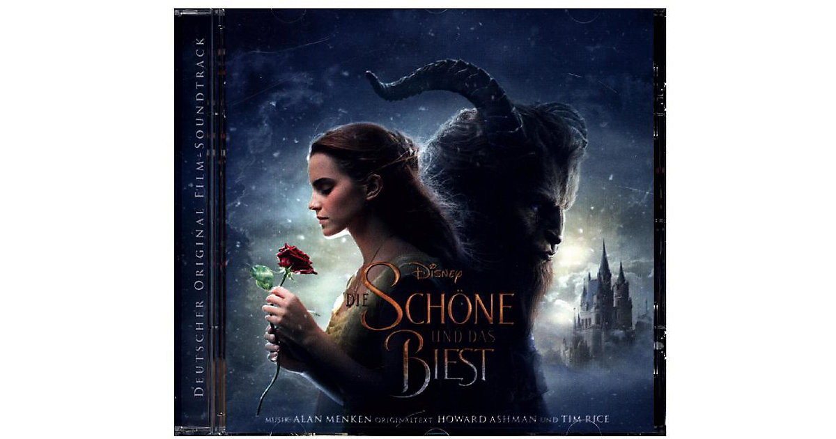 CD Die Schöne und das Biest (Soundtrack)