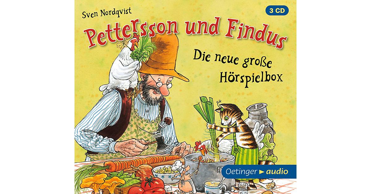 CD Pettersson und Findus - Die neue große Hörsp...
