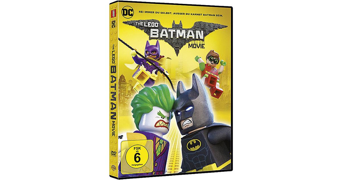 DVD The LEGO Batman Movie