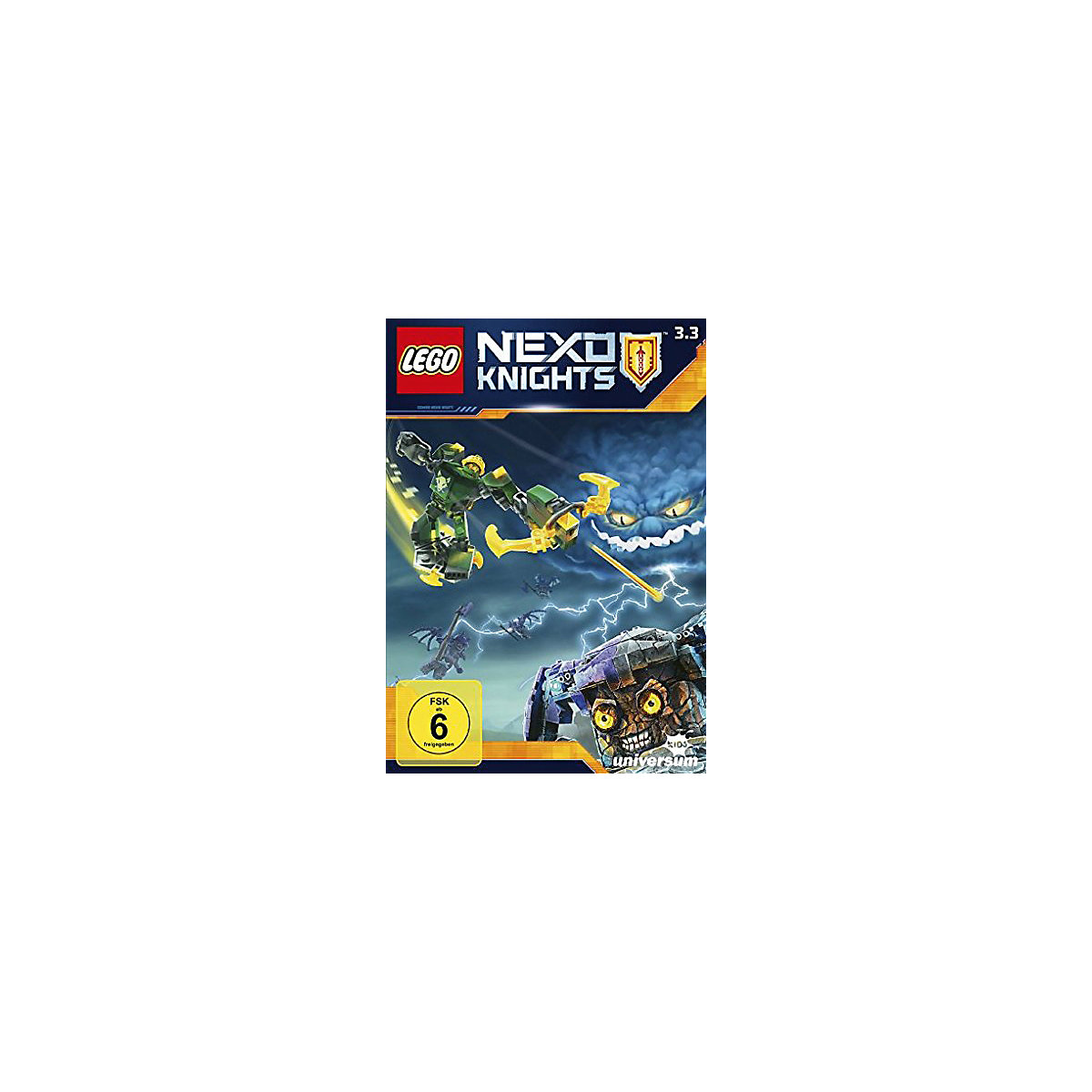 Nexo Knights Staffel 3