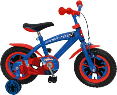Kinderfahrrad Ultimate Spider-Man 12 Zoll Kinder Fahrrad mit Rücktrittbremse