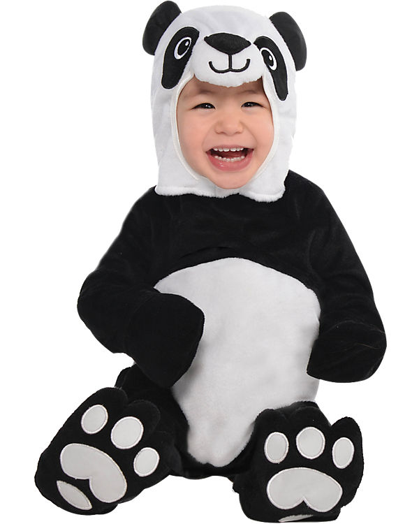 kostum precious panda