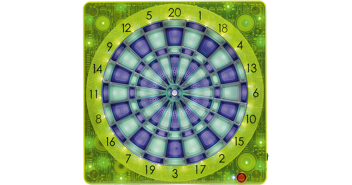 Smartness Online Connect Dartboard Square-501, ...