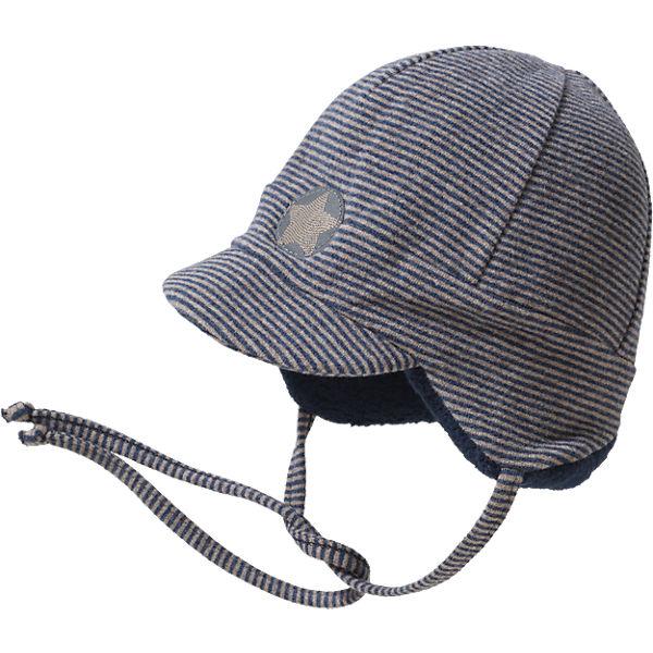 Baby Schirmmütze zum Binden für Jungen, Sterntaler   myToys 8e9b8ced642