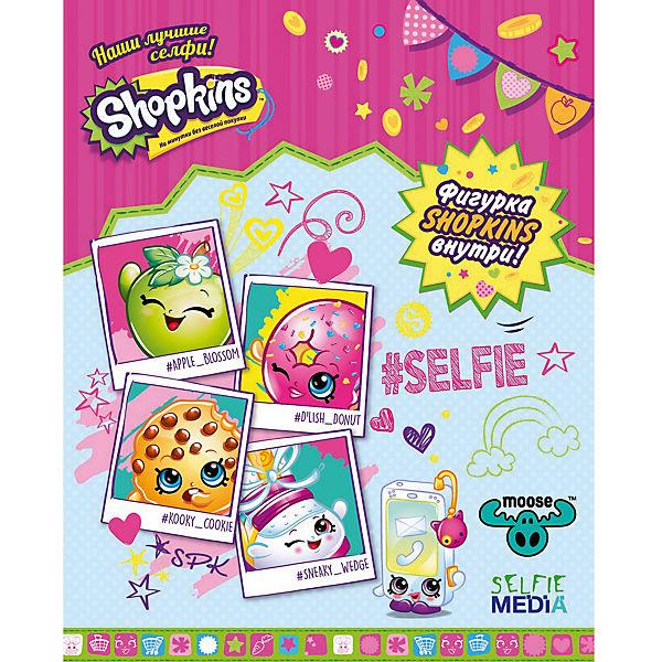Карточкая игра Шопкинс «Наши лучшие селфи!», Selfie media
