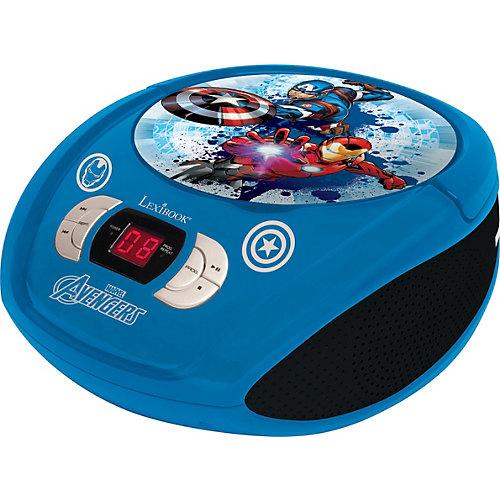 LEXIBOOK Avengers CD-Player mit Radio (Neues Design) Sale Angebote Lindenau