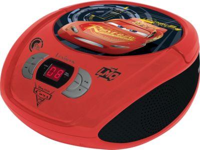 Disney Cars CD Player Mit Radio (Neues Design) ...